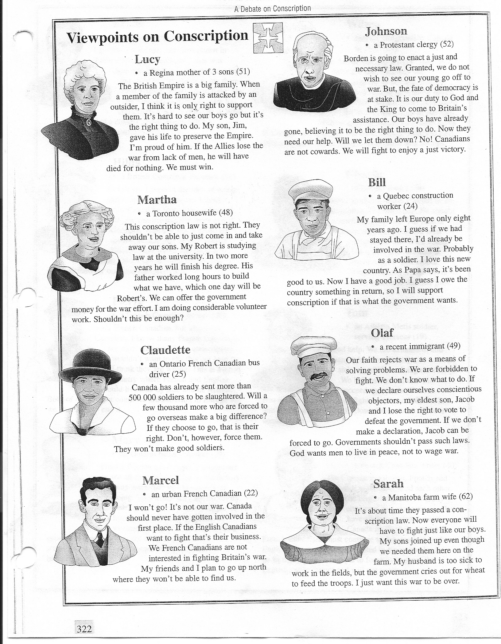 LAmoreaux Collegiate Institute Subject Areas Canadian World – World War 1 Worksheets