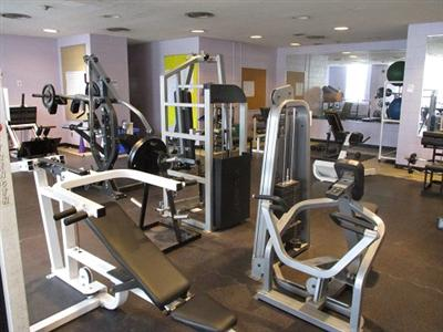 New Fitness Centre