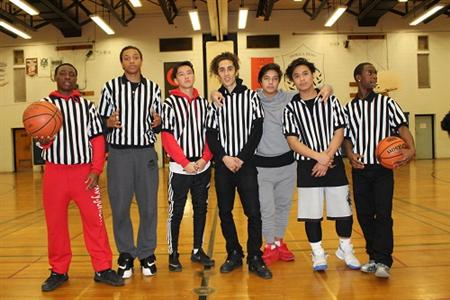 Intramural Basketball Referees