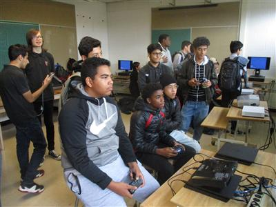Gaming and E-Sports Club