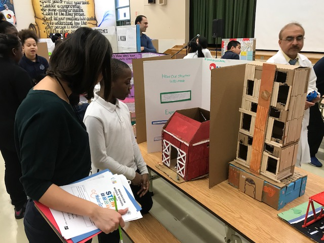 Brookview Science Fair