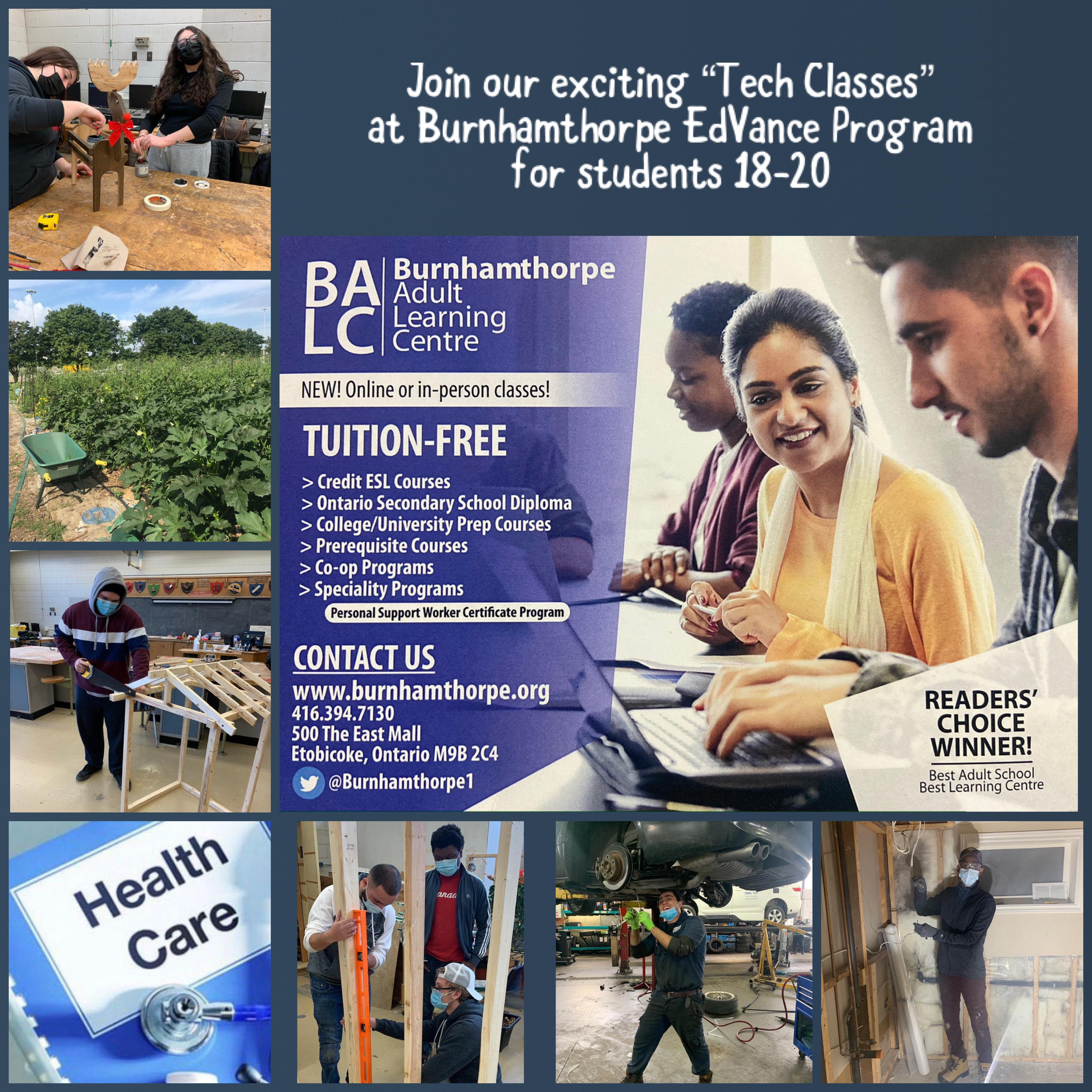 BCI EdVance Exciting Tech Programs