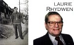Mr. Rhydwen as a soldier and as a veteran.