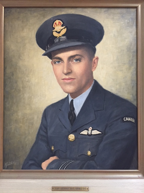 Photo of Lieutenant David Hornell