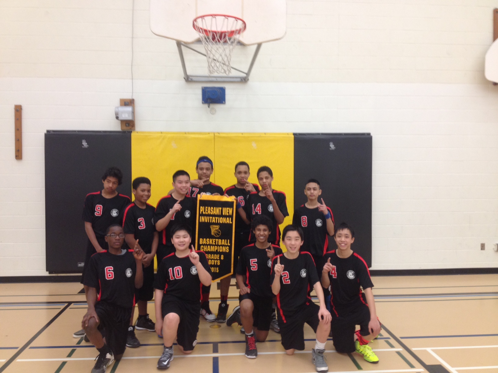 J Team Jr. Boys Basket...