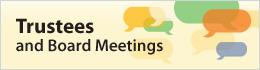 trustee board meetings