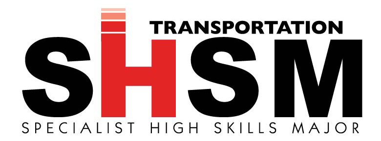 SHSM Logo Transportation Small