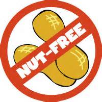Nut Free graphic