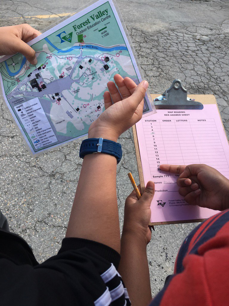 Students Mapping