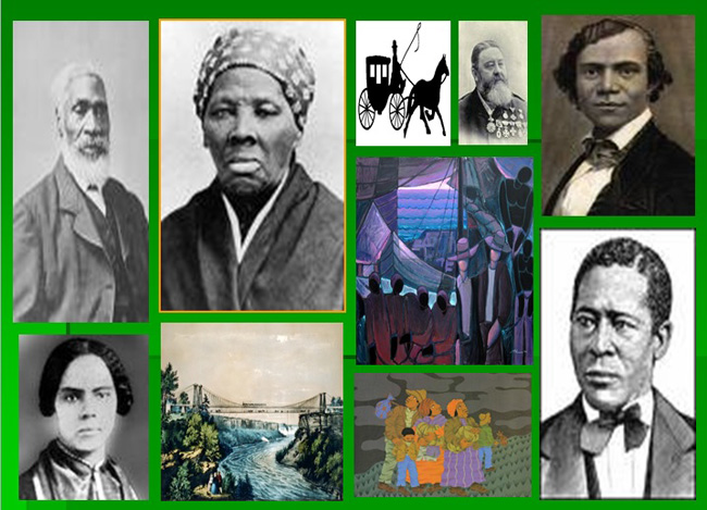 heroes of the underground railroad