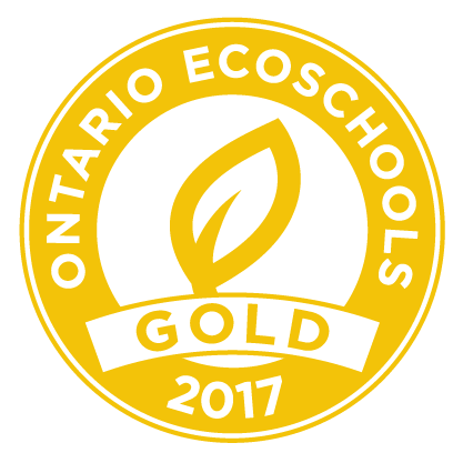 Gold Certified Eco School 2017