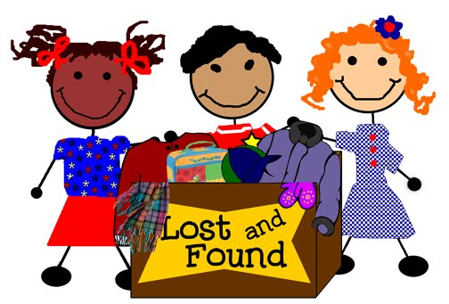 Image result for lost and found clip art