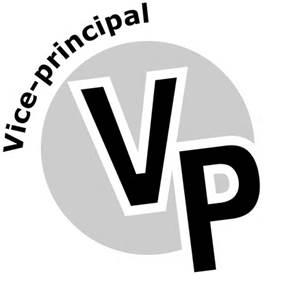 Vice principal graphic