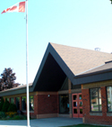 Front of the school image