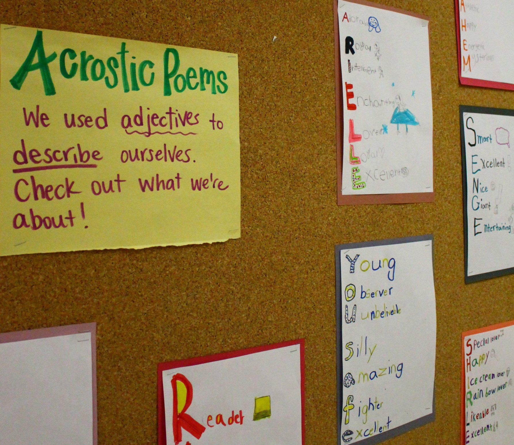 lord dufferin s primary classes acrostic poems acrostic poems