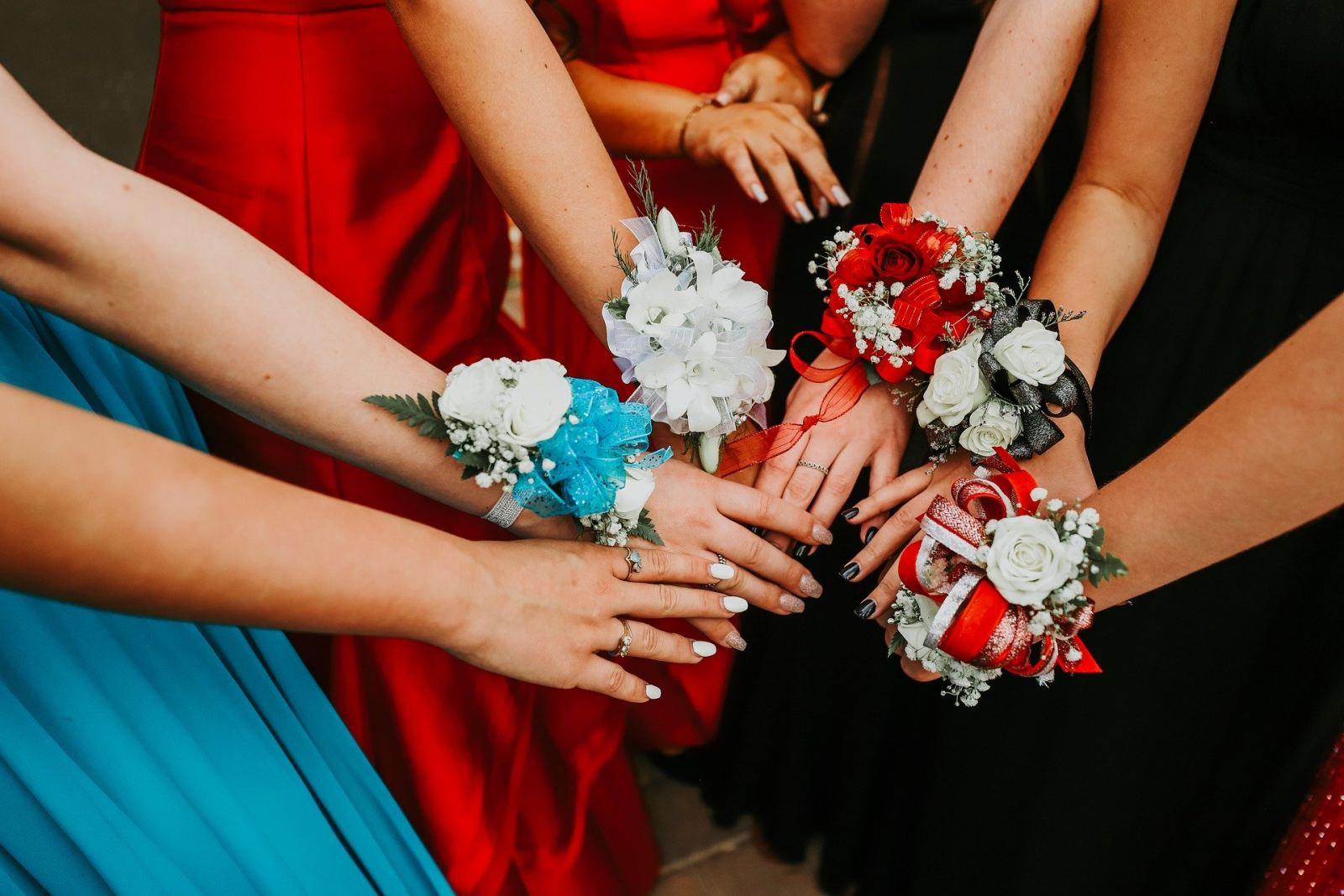 Prom Photo-corsages