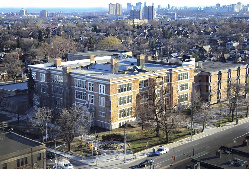 Oakwood Collegiate Institute