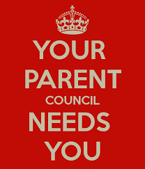 Photo of Your Parent Council Needs You poster