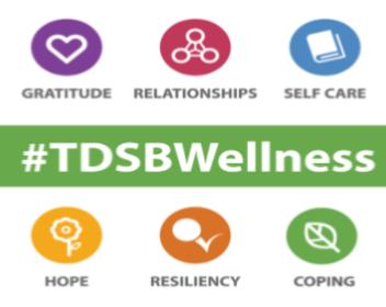 tdsb wellness