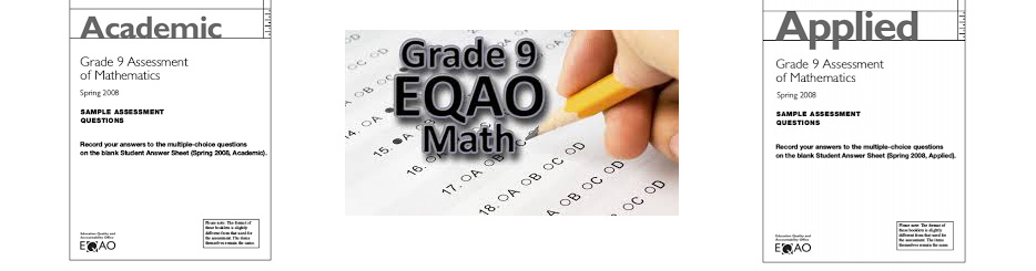 eqao applied and academic math