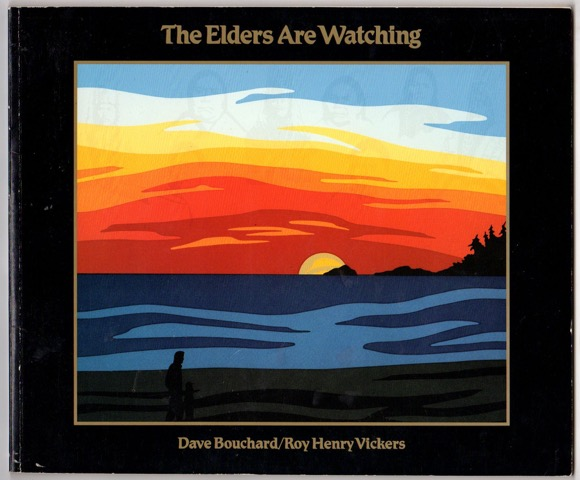 book cover of the elders are watching