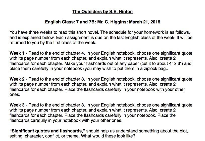 the outsiders ending
