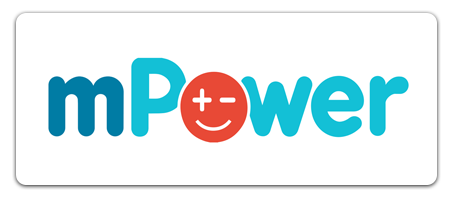 button for mPower website