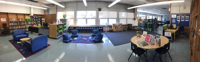 Wedgewood Junior School School Library