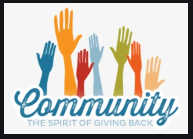 Give Back to Your Community