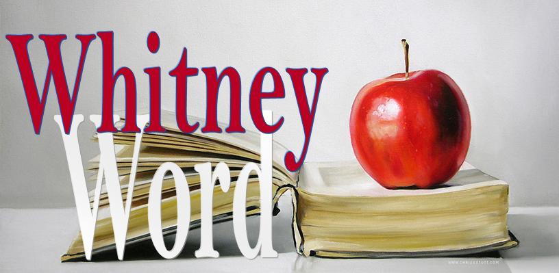 Whitney word