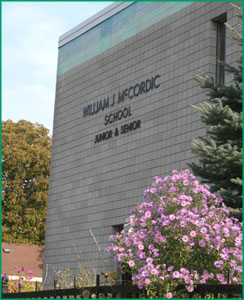 William J. McCordic School