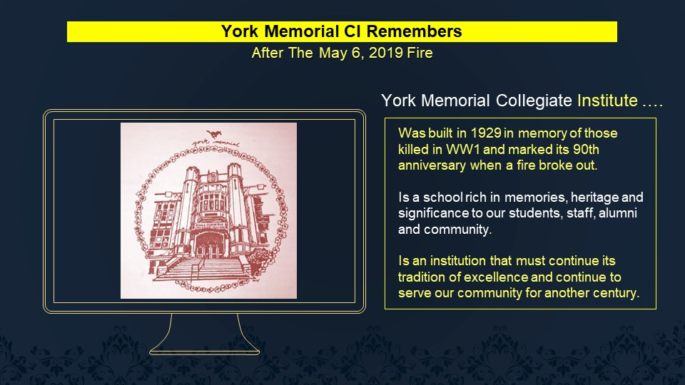 YMCI Remembers